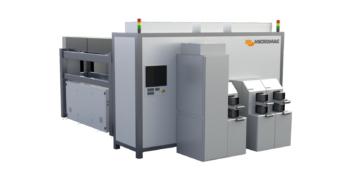 Laser Lift-Off System-Wafer Level